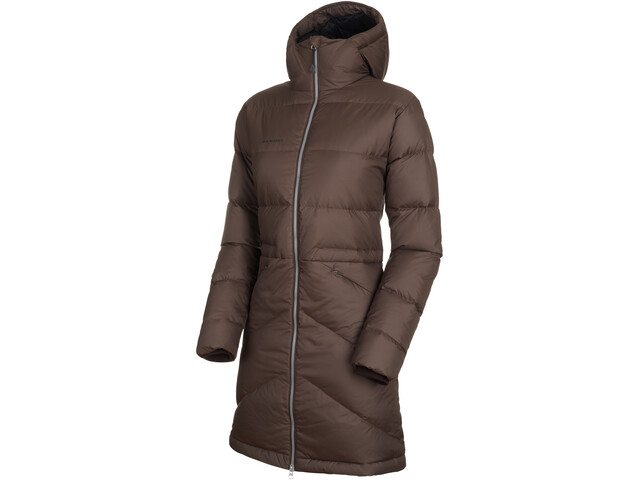 reputable site 14b0b 00731 Mammut Fedoz IN Hooded Parka Women light deer